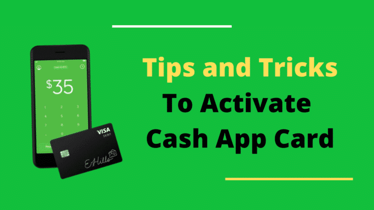 Activate Cash App Card