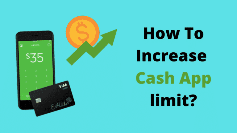 Increase Cash App Limit