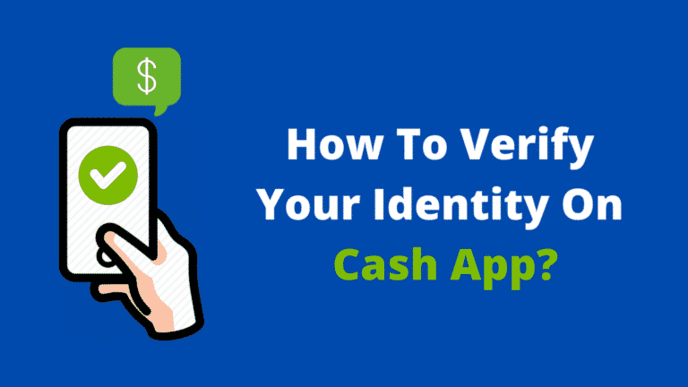 Verify Cash App