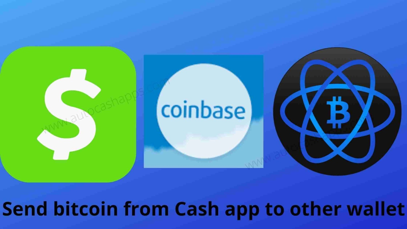 How to send bitcoin from Cash app to electrum