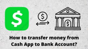 How to transfer money from Cash app to bank