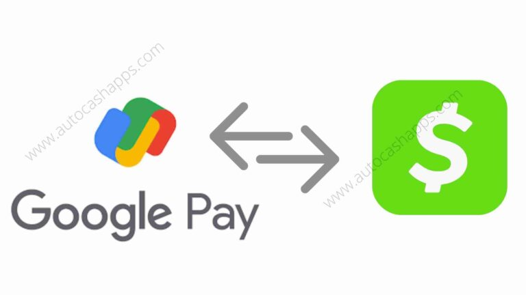 Send money from Google Pay to Cash app (1)