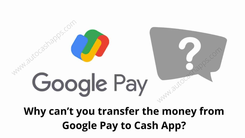 Send money from Google Pay to Cash app (2)