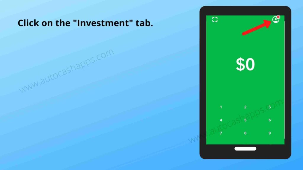 Steps to reset cash app pin (2)