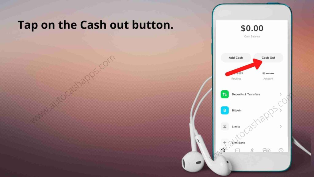 Steps to transfer from Cash app to bank (3)