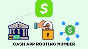 How to find routing number on Cash app