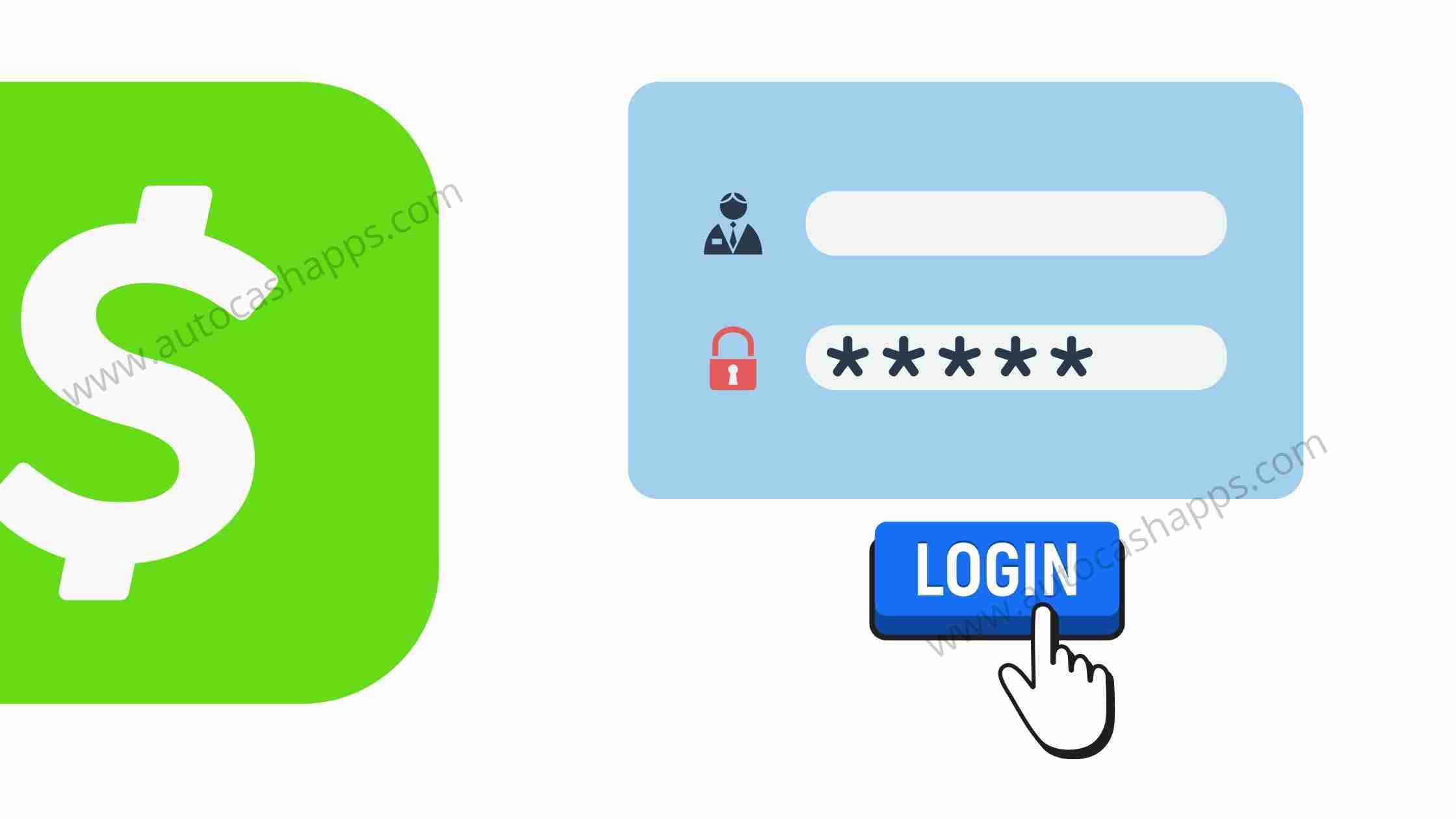 How to login cash app without phone number