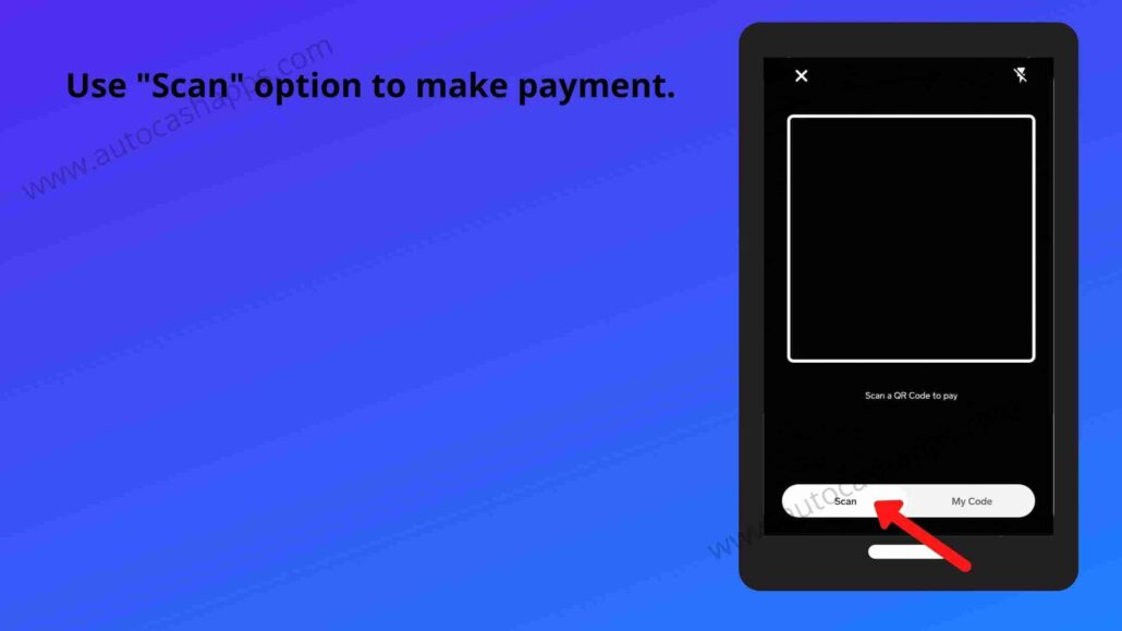 Steps to pay with Cash app pay (5)